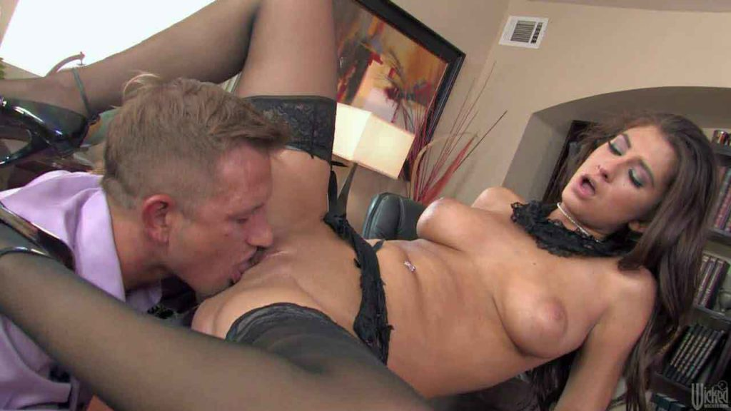 a mistress forces oral