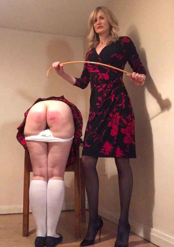a mistress canng a slave