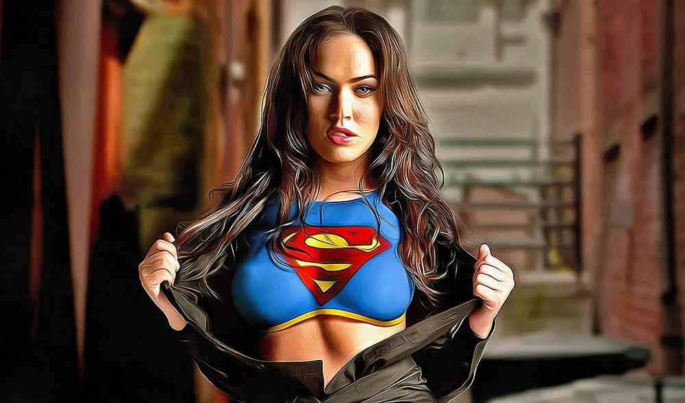 a superhero mistress