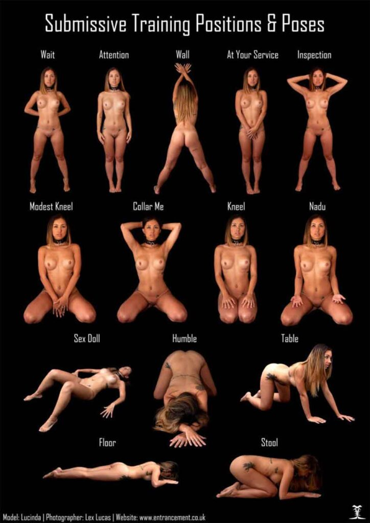 femdom submissive positions