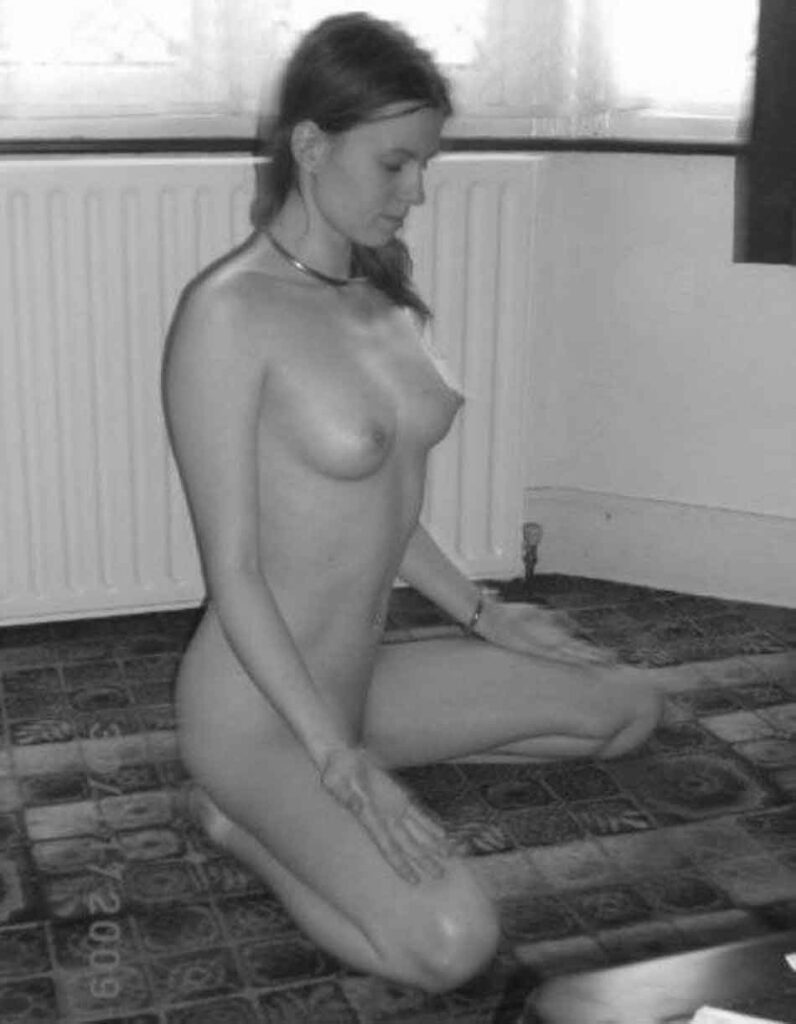 a submissive in the present position