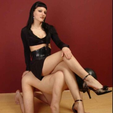 The Art Of Acting As Human Furniture In A BDSM Relationship